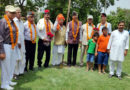 राम वाटिका जनकपुरी मे स्वतंत्रता-दिवस का आयोजन