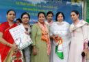 शर्मिष्ठा मुखर्जी के नेतृत्व में ''महिला कांग्रेस जनता के बीच'' की शुरुआत