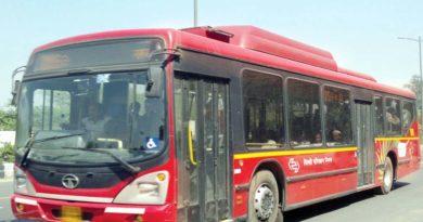 डीटीसी की ए.सी. बसों में स्टूडेंट पास लागू