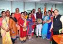 महापौर ने कर्नाटक की महिला प्रतिनिधियों के प्रतिनिधिमंडल से मुलाकात की