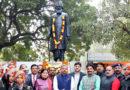 महापौर ने डॉ. बाल कृष्ण मुन्जे के जन्मदिवस पर श्रद्धासुमन अर्पित किए