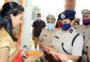 आईजी भारती अरोड़ा द्वारा ने नवनिर्मित सामुदायिक केंद्र का उद्घाटन किया