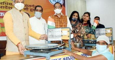 दिल्ली भाजपा स्थानीय कामगारों को प्रोत्साहन देने के लिए दृढ़ संकल्पित है : आदेश गुप्ता