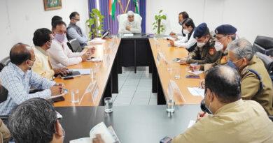 राजेंद्र पाल गौतम ने अतिक्रमण और अवैध कब्जे के खिलाफ कड़ी कार्रवाई के निर्देश दिए