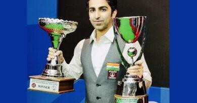 मेरा पहला विश्व खिताब मेरे करियर में सबसे खास रहा है : पंकज आडवाणी ( नंबर 1 बिलियर्ड्स और स्नूकर खिलाडी)